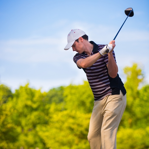 AV solutions are helping golf courses keep their players updated on conditions.