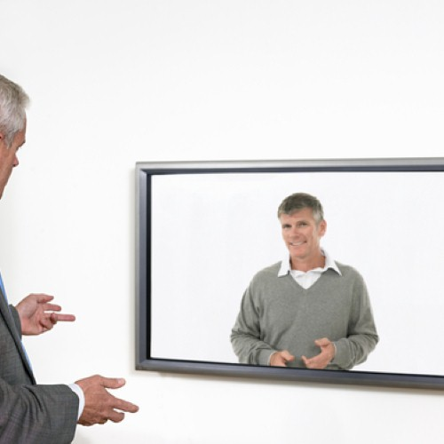 Video conferencing can facilitate meetings between individuals across great distances that are tailor-made to specific needs.