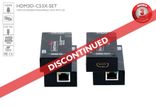 HDMI 3D Extender SET over Single CAT5 (Discontinued)