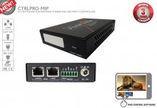 M-Series - IP Controller with Dual Cat5 and IPAD Control