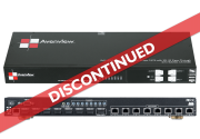 8X8 HDMI 3D Matrix Switcher over Single Cat6, 8 Receivers Included (Discontinued)