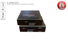 4K Displayport Repeater and Signal Enhancer