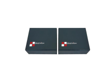 HDMI Extender over Fiber, extends up to 1080p (1920 x 1200) at 100 meters (330 feet), HDCP Compliant