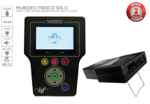 Murideo Fresco SIX-G HDMI 2.0 Test Pattern Generator with HDCP 2.2 Tester