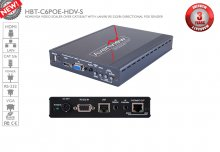 HDMI/VGA Scaler/Extender over CAT5e/6/7