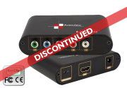 HDMI Down Converter to Component (YPbPr) with Audio (Discontinued)