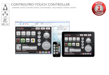 ControlPro Universal Device Control Software