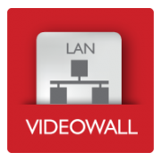 LAN (Video Over IP) VIDEO WALL