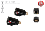 HDMI Over Single CAT5 Extender Set
