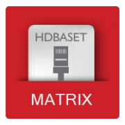 HDBaseT Matrix Switchers