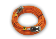 DVI-D Extender over Fiber Optical Cable, HDCP Compliant