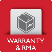 Warranty & RMA