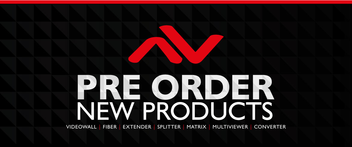 Pre-order Avenview Products Now!